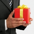 Бизнес подарок